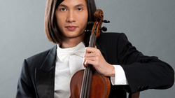 Nghệ sĩ violin Lê Hoài Nam về nước biểu diễn