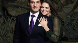 Công chúa Thụy Điển đính hôn với người Mỹ gốc Anh