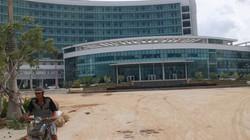 Đà Nẵng: Công nhân bị điện giật chết ở bệnh viện
