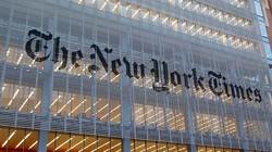 Truyền thông Trung Quốc phản pháo New York Times