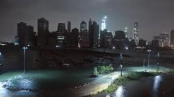 Mỹ có thể thiệt hại 100 tỷ USD vì bão Sandy