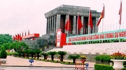Lăng Chủ tịch Hồ Chí Minh mở cửa trở lại từ 7.11