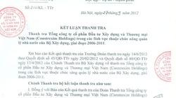 """Sự thật về quy kết Constrexim Holdings """"sai phạm"""""""