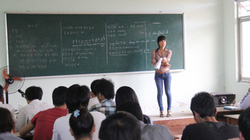 Lao động Việt vẫn học tiếng Hàn trong hy vọng
