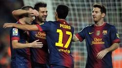 """Messi """"tịt ngòi"""", Barca vẫn đánh bại Celta Vigo"""