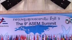Khai mạc Hội nghị thượng đỉnh Á- Âu lần thứ 9