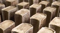 """1.000 sách điêu khắc cho triển lãm sắp đặt """"Bố Hạo"""""""