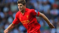 Gerrard chạm mốc 600 lần khoác áo Liverpool