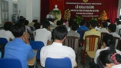 Khai giảng lớp trung cấp ngành Công tác Hội nông dân