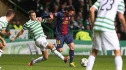 HLV Vilanova chúc mừng Celtic