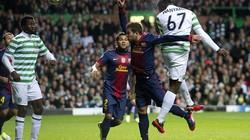 """Barca bất ngờ bị Celtic cho """"phơi áo"""""""