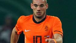 """Hà Lan lên danh sách """"chiến"""" với Đức: Thiếu Sneijder"""