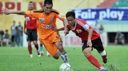 Cầu thủ V.Ninh Bình không biết luật nên chịu thiệt
