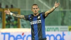M.U nối lại đàm phán chiêu mộ Sneijder