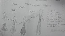 Lá thư của con gái tử tù đất Cảng