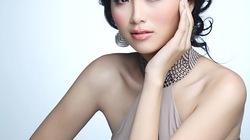 Hoa hậu Diễm Hương thi Hoa hậu Hoàn vũ 2012