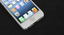 IPhone 5 dát kim cương độc nhất Hà Nội