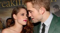 """Kristen và Robert tay trong tay ra mắt """"Hừng đông 2"""""""