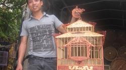 Lồng chim đổi ngoại tệ