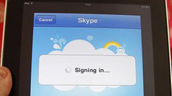 Người dùng Skype có nguy cơ dễ mất mật khẩu