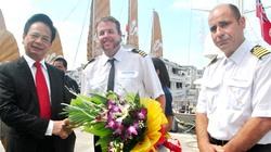 Cảng Tuần Châu đón du thuyền quốc tế Montigne