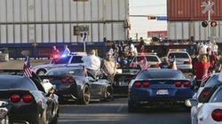 Mỹ: Tàu hỏa đâm vào xe diễu hành