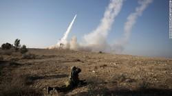 Israel ồ ạt tấn công dải Gaza