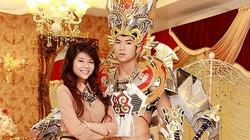 Trương Nam Thành mặc áo giáp 30kg thi Mr World