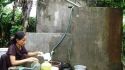 Bỏ hoang công trình nước sạch tiền tỷ