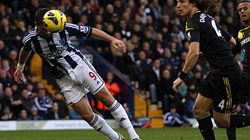 Clip: West Brom hạ gục Chelsea