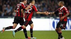 AC Milan nhọc nhằn cầm hòa Napoli 2-2