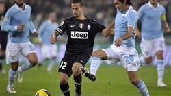 """Juve bị Lazio """"cưa điểm"""" không bàn thắng"""