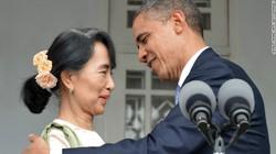 Obama là Tổng thống Mỹ đầu tiên thăm Myanmar