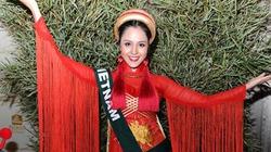 Hoàng Anh trượt ba giải phụ tại Miss Earth