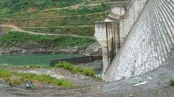 Chưa cho tích nước Thủy điện Sông Tranh 2