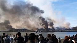 Bình Nhưỡng dọa nã pháo vào Hàn Quốc