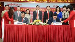 VietinBank hợp tác cùng VietjetAir