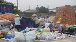 Làng tỷ phú khổ vì rác