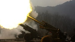 Hàn Quốc tập trận gần vùng tranh chấp Triều Tiên