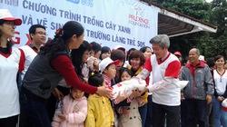 """""""Pru - Tình nguyện"""" đến với Làng trẻ em SOS"""