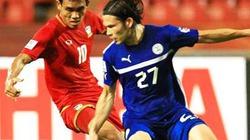 Thái Lan suýt mất điểm trước Philippines