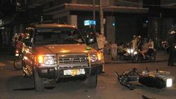 Xe công an gây tai nạn có đi thực hiện công vụ lúc 21 giờ?