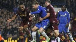 """Diễn biến """"đại chiến"""" Chelsea – Man City qua ảnh"""