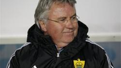 HLV Hiddink ấn định thời gian nghỉ hưu
