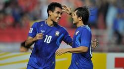 Thắng Myanmar 4-0, Thái Lan vào bán kết AFF Cup