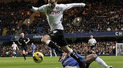 Chelsea chia điểm tẻ nhạt với Fulham