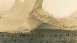 Lộ diện tảng băng đánh chìm huyền thoại Titanic