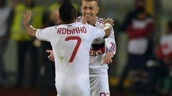 """El Shaarawy lập cú đúp, Milan """"bắn hạ"""" Catania"""