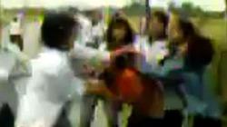 """Xuất hiện clip nữ sinh đánh nhau có tên """"Gangnam Style Sào Nam"""""""
