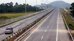 Đường cao tốc hiện đại nhất miền Bắc: Lún nứt sau 5 tháng thông xe